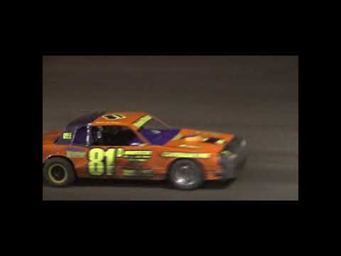 Stock Car Amain @ Hancock County Speedway 06/15/18