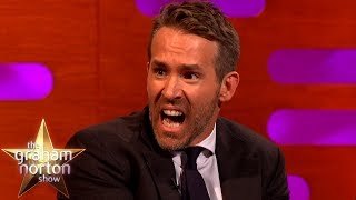 Download Ryan Reynolds Got High-Fived At The Worst Possible Time! | The Graham Norton Show Mp3 and Videos