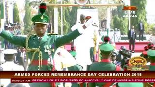 Armed Forces Remembrance Day Celebration 2018