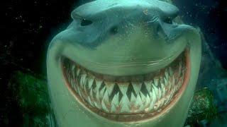 """Хочется поесть рыбки! - """"В поисках Немо"""" отрывок из фильма"""