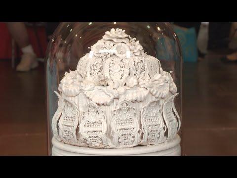 Victorian Wedding Cake Topper   Web Appraisal   Charleston