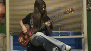 Opeth - Deliverance Part 1 on Bass
