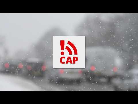 Revolution National Weather Service CAP Alerts