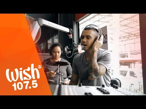 Jason Fernandez performs If Rivermaya  on Wish 1075 Bus