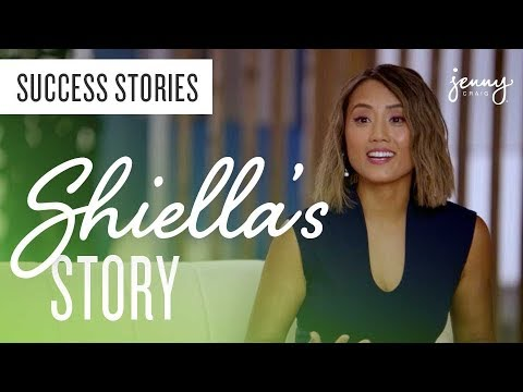 Sheila S Weight Loss As A Mom With Jenny Craig Youtube