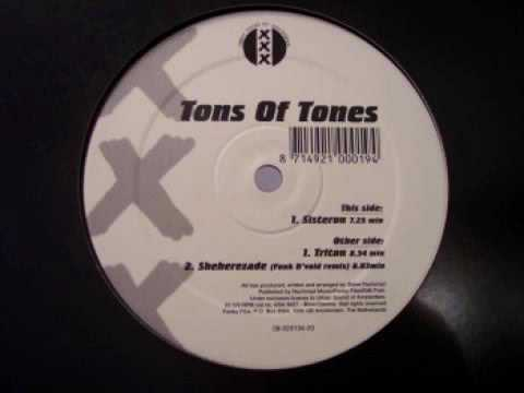 Tons Of Tones - Sheherezade (Funk D'Void Remix)