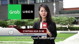 Grab x Uber