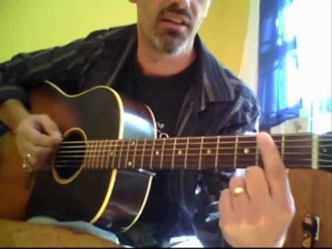 How to play Fishin' In The Dark , Nitty Gritty Dirt Band on guitar