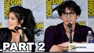 The 100 Panel Comic Con 2017 Part 2