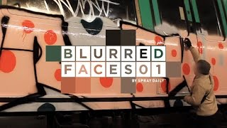 BLURRED FACES 01