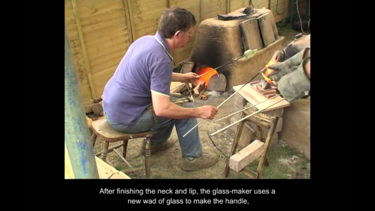 Ancient Glass Making