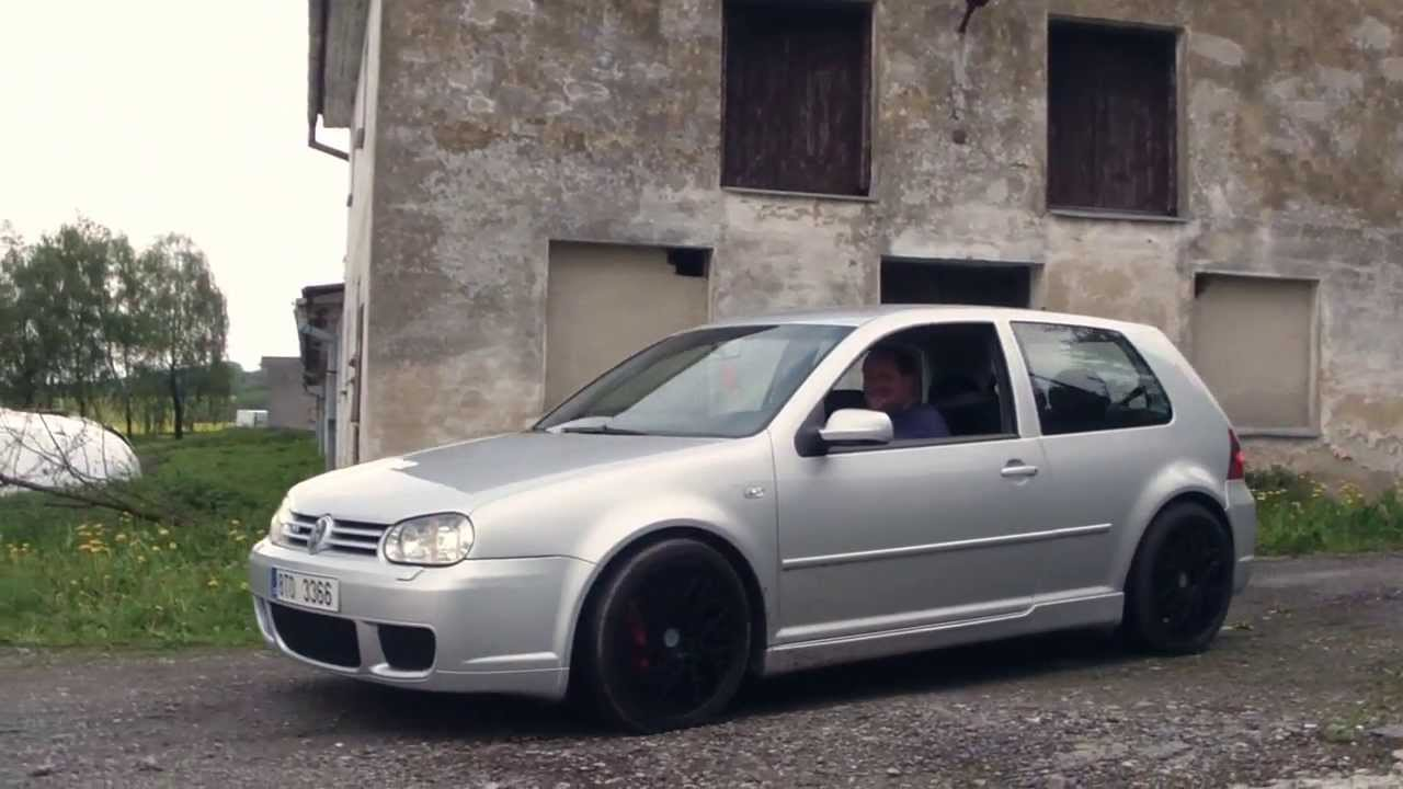 vw golf iv v6 r32 look youtube. Black Bedroom Furniture Sets. Home Design Ideas