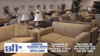 AFR Furniture Clearance Center Show - March 2016