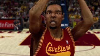 NBA 2k13 My Team : Ridiculous Three Point Sliders Ep.4