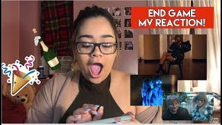 Taylor Swift - End Game FT. Future & Ed Sheeran Music Video | REACTION!!