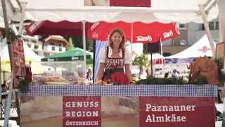 Markttag in Ischgl - 2015