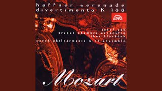 Serenade No. 7 in D major Haffner, K. 250 - Menuetto galante