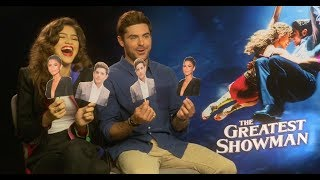 Zac Efron and Zendaya: How well do they know each other? | The Greatest Showman | Cosmopolitan UK