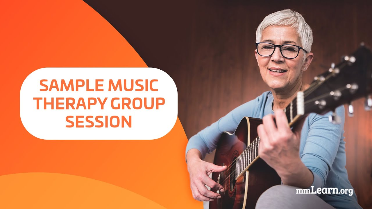 Sample Music Therapy Group Session Youtube