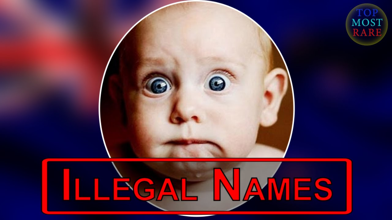 Homemade Toddler Banned Porn - 10 Banned Baby Names around the World