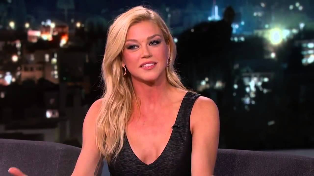 adrianne palicki all most reveal s her supergirl tattoo youtube