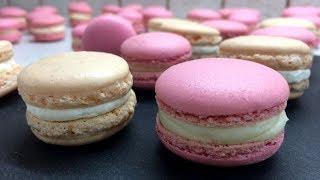 🔴Два проверенных рецепта французских пирожных макарон (French macarons)