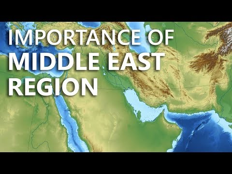 Why is the Middle East so important? - Learn Geography, Resources & Strategic Importance