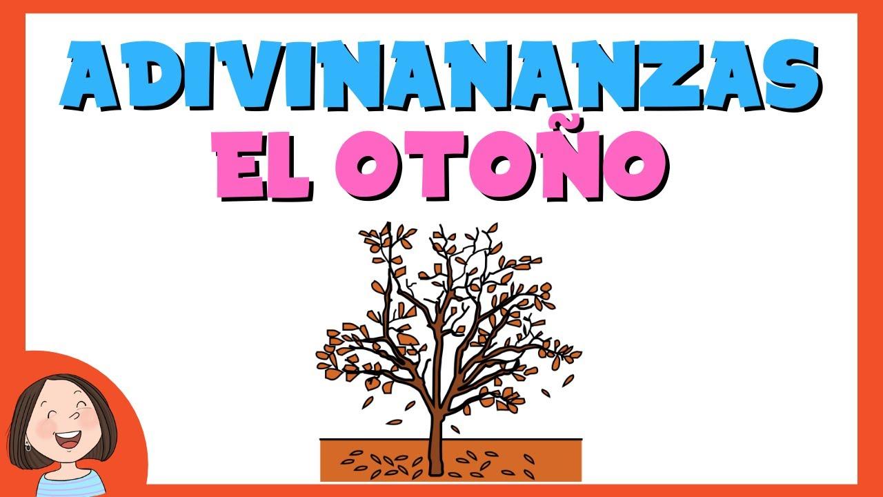 Adivinanzas del Otoño_Juego educativo - YouTube