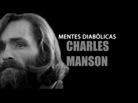 CHARLES MANSON História completa | MENTES DIABÓLICAS #10