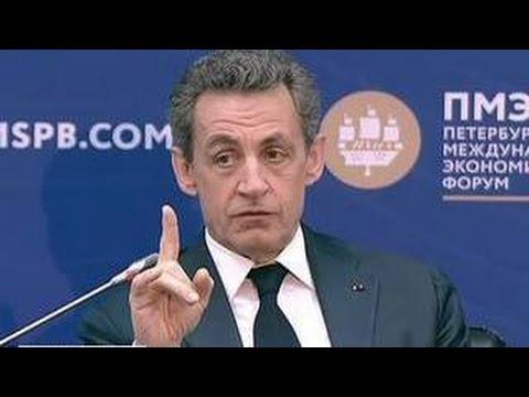 Смотреть Одни корни, одна цивилизация: Саркози призвал сильную Россию протянуть руку Евросоюзу онлайн