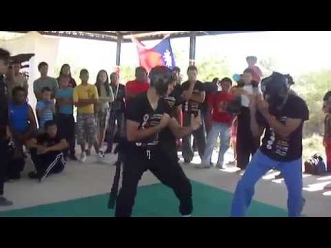 KUNG FU Vs JUDO FULL CONTACT