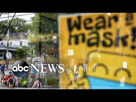 'Wishful thinking is neither good economic (nor) ... public health policy': Hidalgo | ABC News