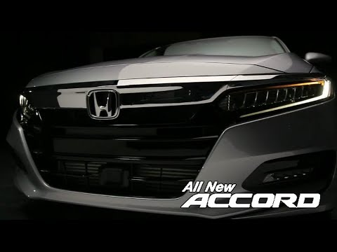 2018 Honda Accord Crazy Headlights