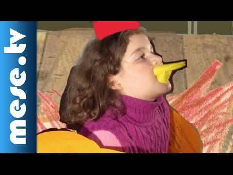 Lackfi János: Apám kakasa (animáció, vers gyerekeknek)