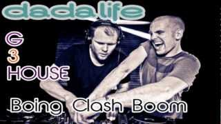 Dada Life - Boing Clash Boom (Extended Mix)