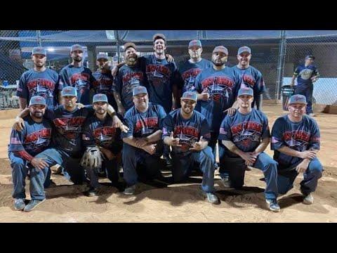 2020 USSSA Phoenix Men's Major Video Clips DAY TWO!