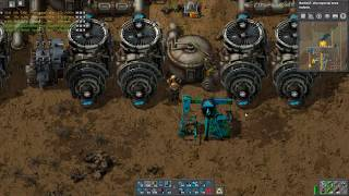 Factorio 0.16 Odcinek #22  - Więcej reaktorów