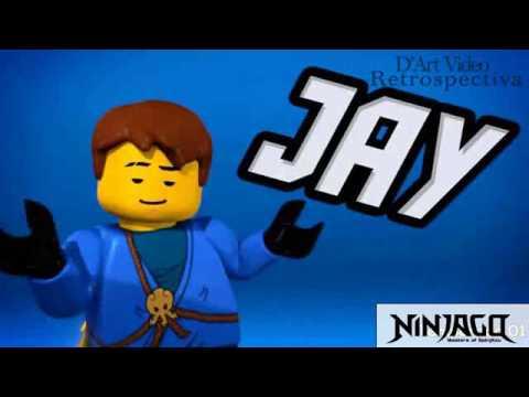 Convite Virtual Lego Ninjago Youtube