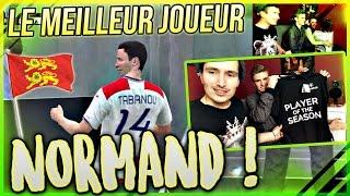 FIFA17 contre le meilleur joueur normand (en foot IRL) !