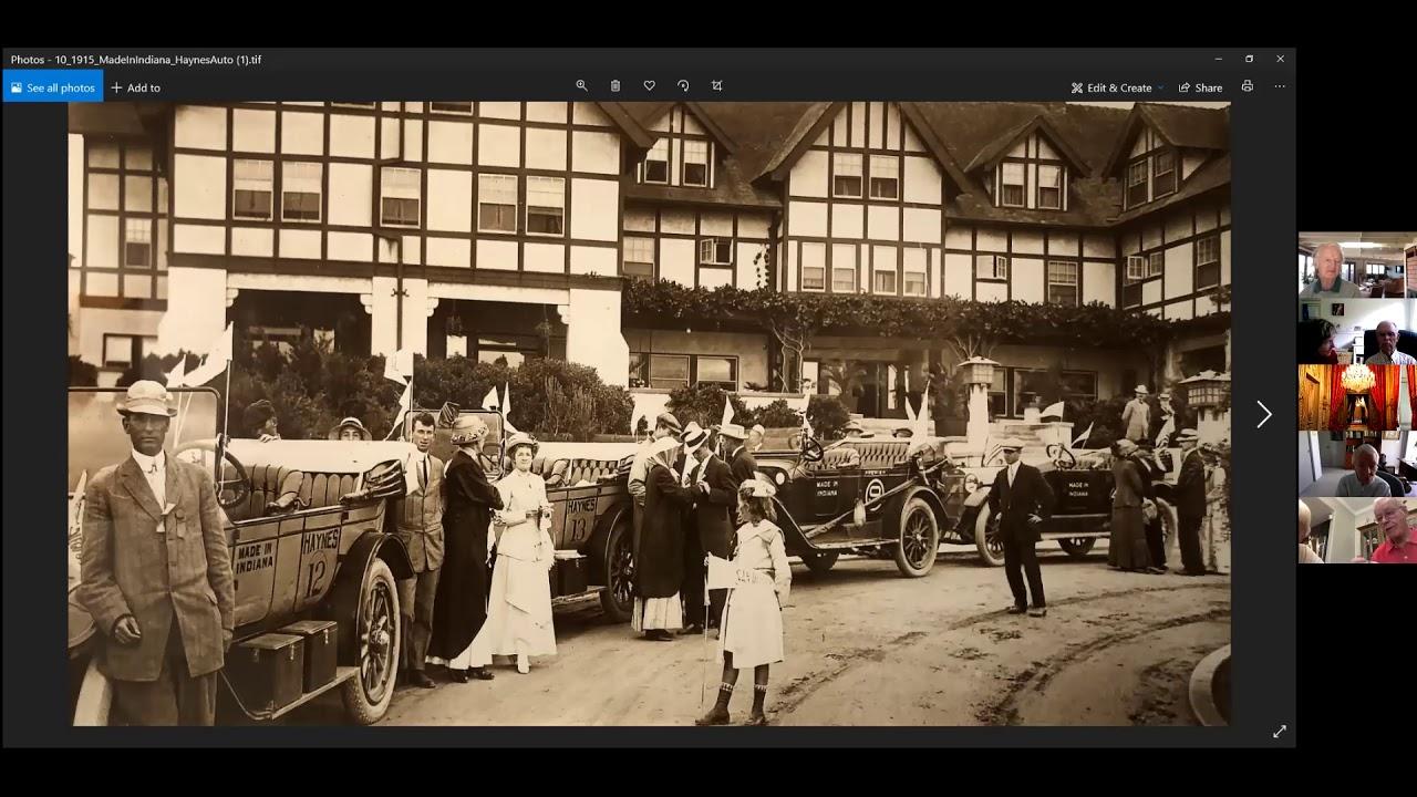 Remarkable Del Mar History - Transportation