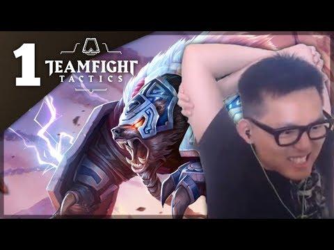 Volibear is the New TB!! | Amaz Teamfight Tactics 1