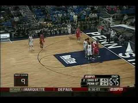 Ohio State vs. Penn State Basketball