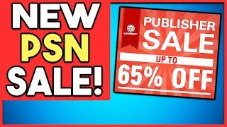 NEW PSN STORE SALE and BIG Update on PS4 EXCLUSIVE RPG!