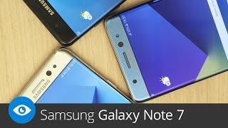 Samsung Galaxy Note 7 (první dojmy)