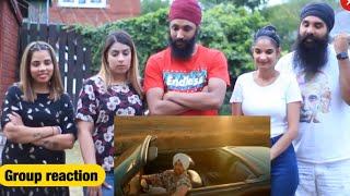 CLASH   Diljit Dosanjh   G.O.A.T.   Music Video   REACTION