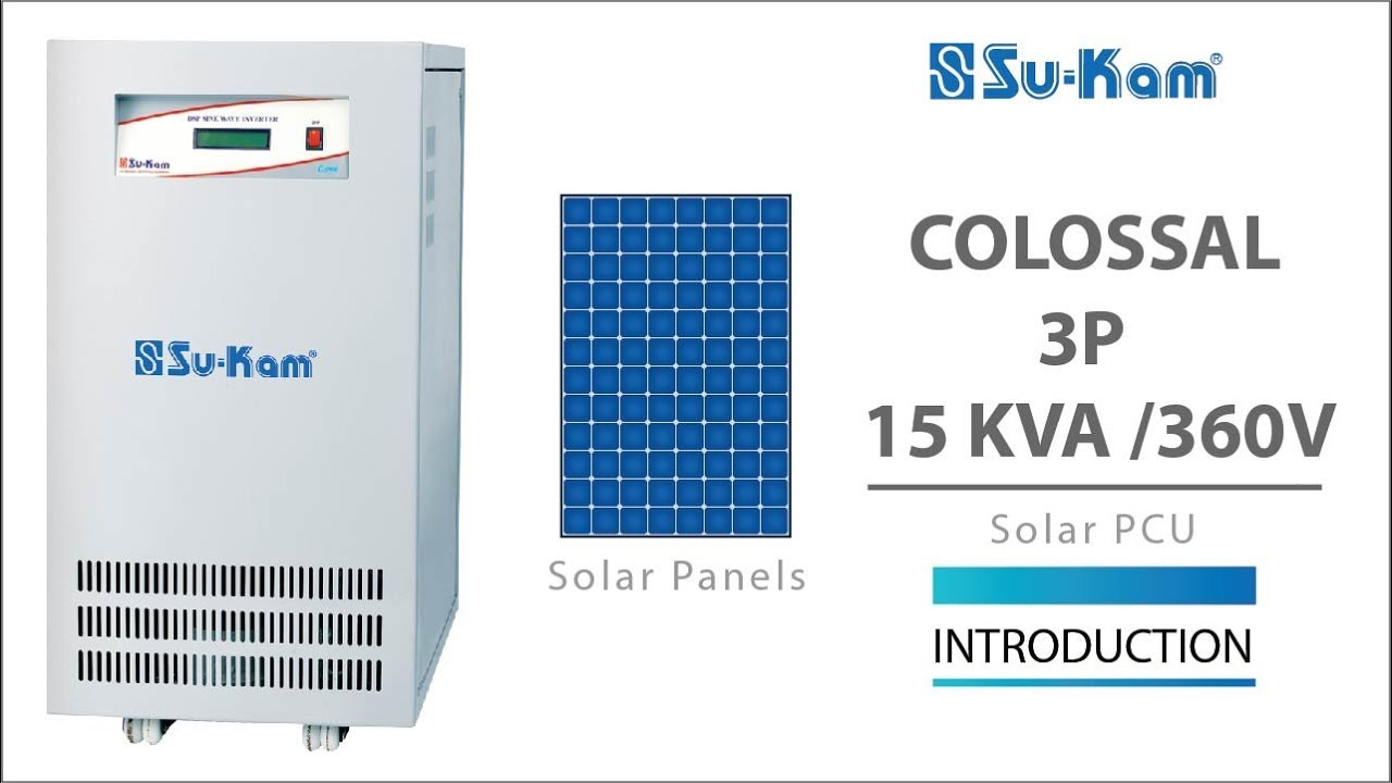 hight resolution of colossal 3p 15 kva 360v introduction solar pcu inverter