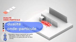 Dualité Onde-Corpuscule en Physique Quantique