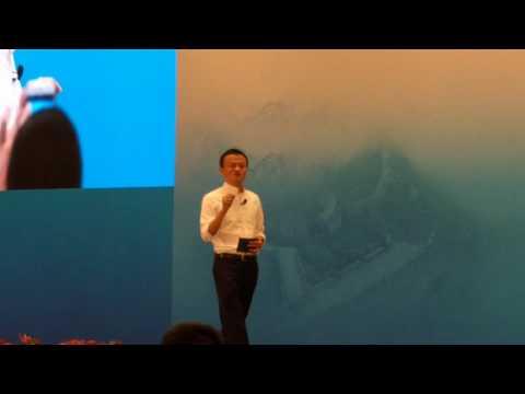 Jack Ma B20 Speech