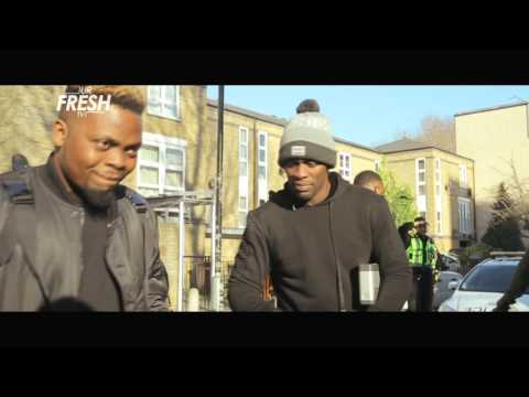 Olamide - Letter To Milli - (Music Video Behind the scenes)