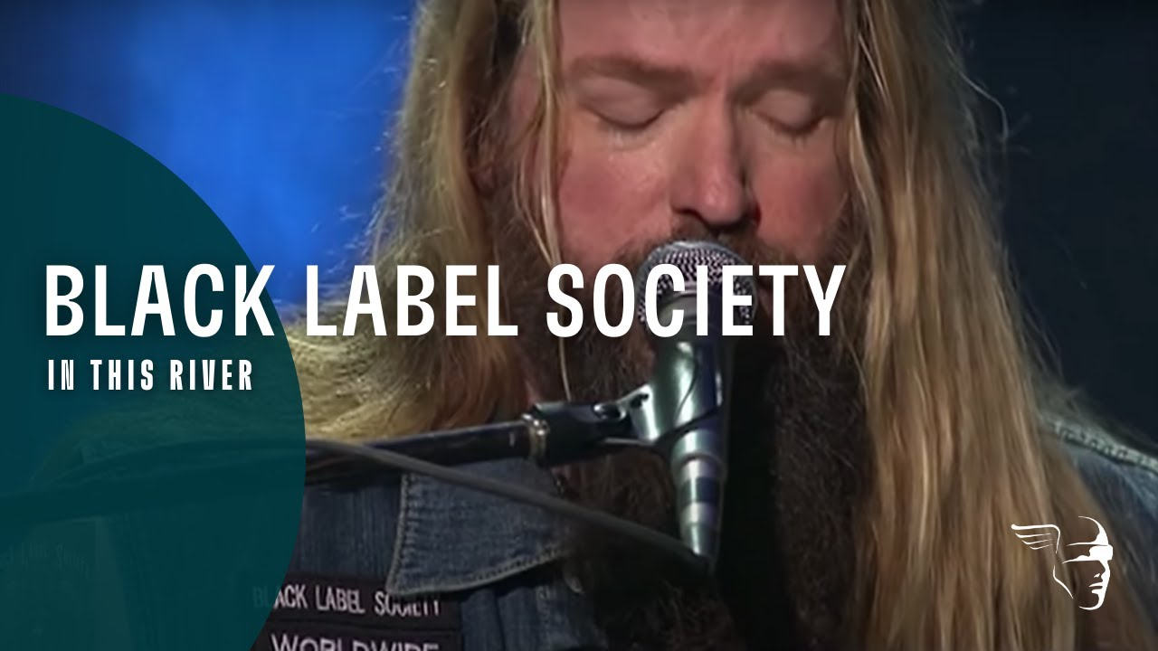Black Label Society  - In This River (Unblackened)